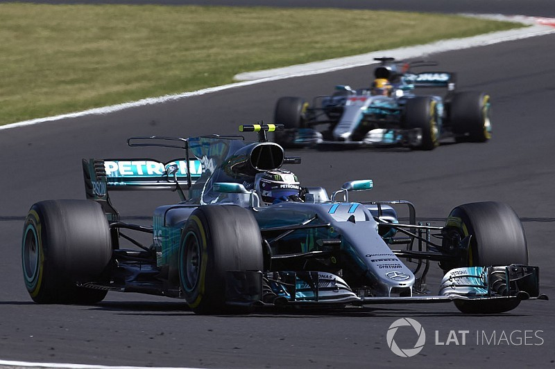 Video: Die Halbzeit-Bilanz von Mercedes in der Formel 1 2017