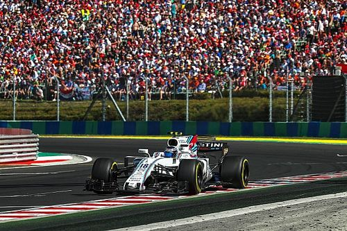 """Williams testa mudanças """"significativas"""" na Hungria"""