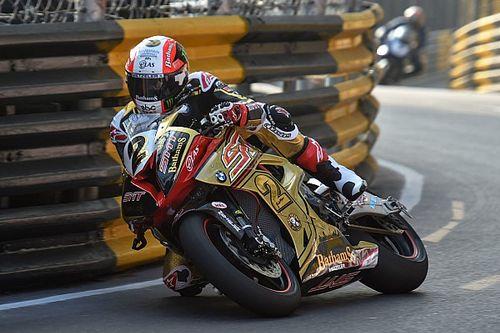 Macau GP: Rutter takes last-gasp provisional pole