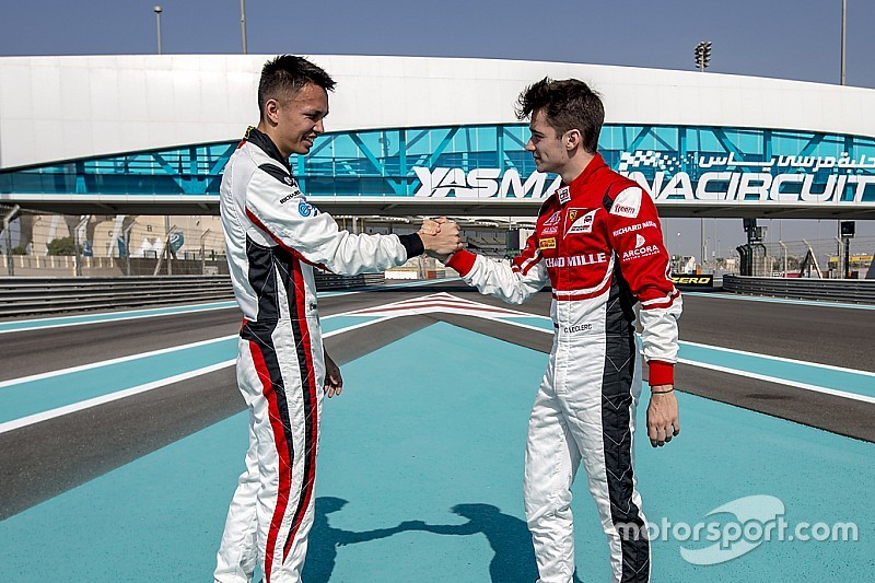 Leclerc berharap Toro Rosso rekrut Albon