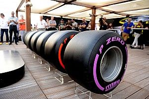 Pirelli back-up compounds designed to be like 2016 tyres