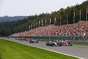 Hamilton revela que cometió un error que le ayudó en Spa