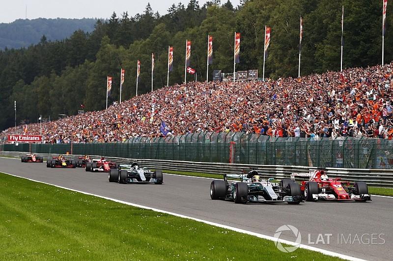 Hamilton: Kesalahan mode mesin justru bantu tahan Vettel
