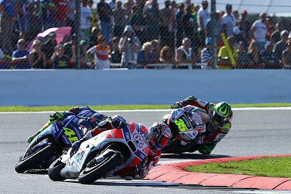 MotoGP Las notas del Gran Premio de Gran Bretaña