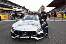 Formula 1 Pekerjaan saya di F1: Pengemudi Safety Car FIA