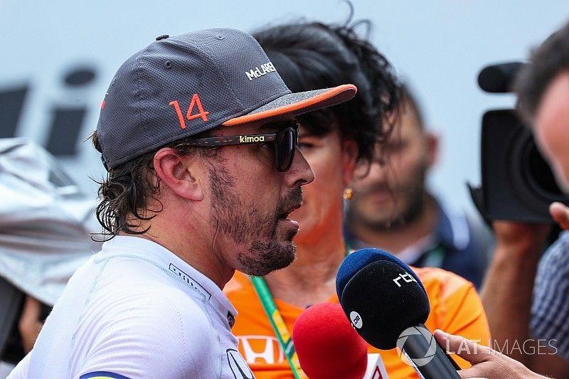 """Renault mit Absage an Alonso: """"Wollen keinen frustrierten Fernando"""""""