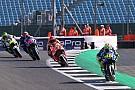 MotoGP Silverstone, MotoGP'yi tutmak için