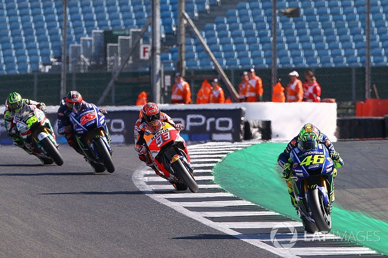 "Silverstone ""extremely keen"" to keep MotoGP race"