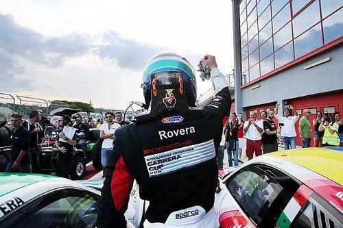 Carrera Cup Italia, che show il sabato di Imola!
