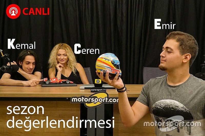 Motorsport.com Türkiye 2017 sezonunu canlı yayında değerlendiriyor