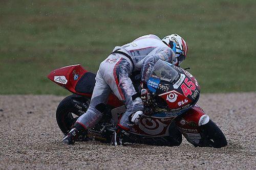 Уик-энд в Мизано поставил новый рекорд MotoGP по числу падений