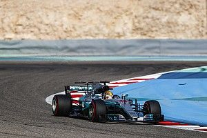 Hamilton: Tes Bahrain penting untuk kebangkitan Mercedes