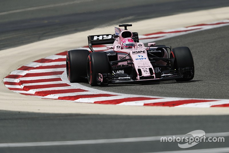 В Force India остались довольны минимизацией потерь в начале сезона