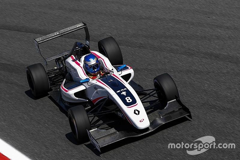 Will Palmer senza rivali conquista il successo in Gara 2 a Monza
