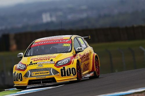 GT racer Butcher gets Motorbase Ford BTCC call-up