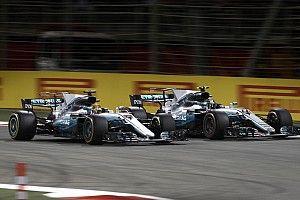 Formel 1 2017: Mercedes denkt über Teamorder nach