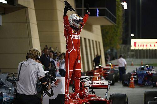 Audience TV: la vittoria Ferrari in Bahrain trascina gli ascolti RAI e Sky