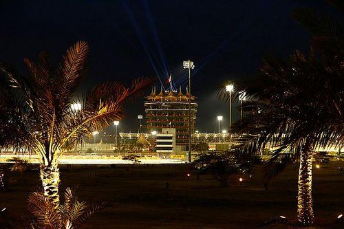 Crepúsculo e pole inédita; o sábado no Bahrein em imagens