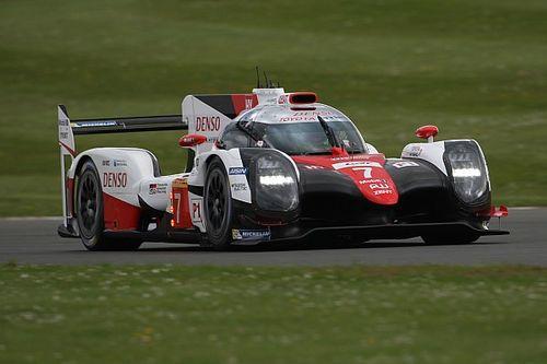 Doblete en clasificación para Toyota en las 6h de Silverstone
