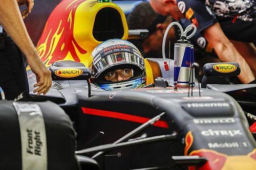 Ricciardo perplexe face aux progrès inattendus de Red Bull
