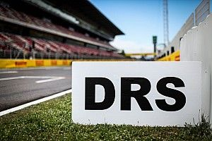 Yellow flags will no longer disable DRS in F1