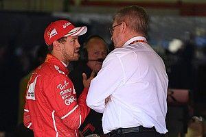 """Brawn: los errores de Vettel ya no pueden ser """"coincidencias"""""""