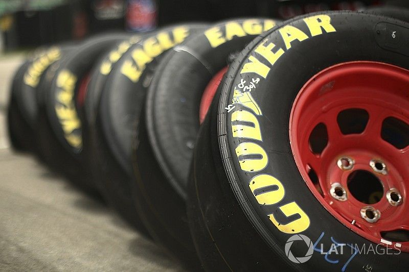 Goodyear bringing new left-side tires to Texas to create more wear