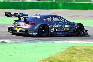 DTM-test Hockenheim: Mercedes start met beste tijd