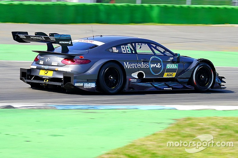 dtm test hockenheim 2017 mercedes startet mit bestzeit. Black Bedroom Furniture Sets. Home Design Ideas