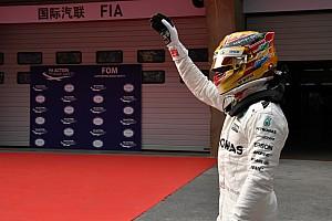 F1 Reporte de calificación Hamilton despierta a Ferrari del sueño
