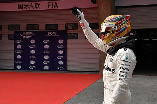 """Hamilton: """"Serviva il giro perfetto per battere le Ferrari"""""""