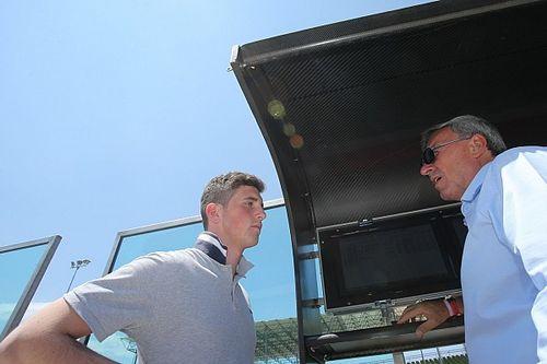 Carrera Cup Italia, Misano: Pera guida già come un veterano
