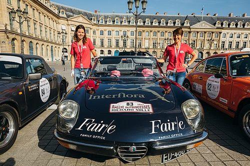 100 equipos inscritos en el Richard Mille Rallye des Princesses en Francia
