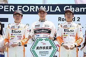 【全日本F3】第9戦岡山:パロウが逃げ切り今季3勝目。高星4位