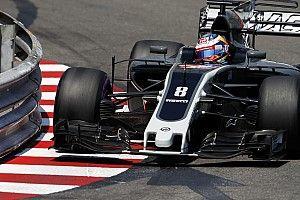 """Grosjean siapkan """"skenario terburuk"""" rem Haas"""
