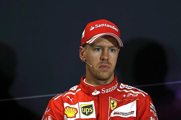 Formel 1 News Lewis Hamilton: Sebastian Vettel kann nicht mit F1-Druck umgehen