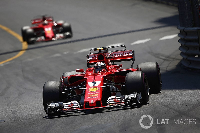 """Kimi Räikkönen über Monaco 2017: """"War nicht glücklich"""""""