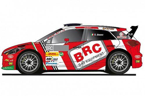Basso e BRC assieme per dare l'assalto al Tour European Rally 2017