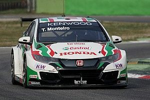 【WTCC】モンツァフリー走行:1回目ホンダ首位、2回目はボルボ