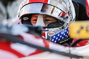 IndyCar Practice report Barber IndyCar: Marco Andretti tops damp warm-up