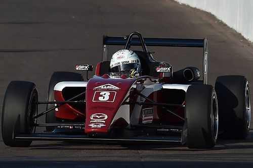 Barber USF2000: Askew takes second pole of the weekend