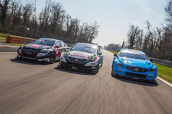 WTCC Volvo and Honda won't catch Citroen, says Huff