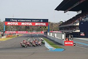 【MotoGP】タイ、2018年からのMotoGP開催契約に合意