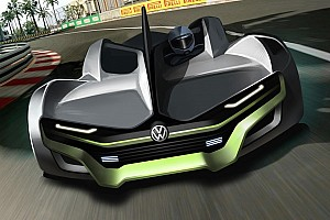 Automotive Breaking news 2023 VW sports car rendering looks ready for the track
