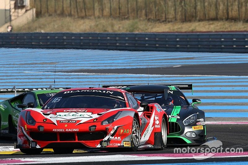 La Kessel Racing mostra gli artigli al Paul Ricard!