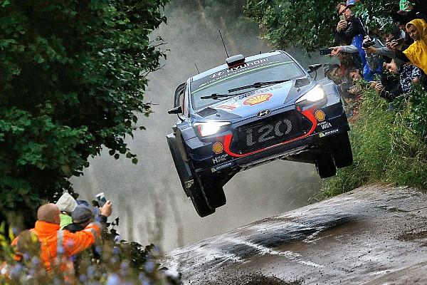 WRC Rallye Polen 2017: Hyundai-Sieg durch Thierry Neuville