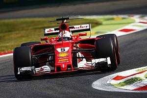 Formula 1 Commento Ferrari: anche a Monza sembra una partita a ping pong con la Mercedes