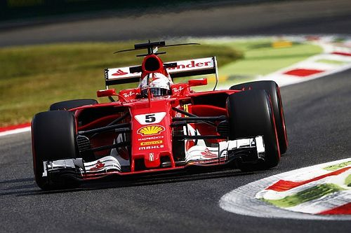 Vettel admits he is lacking confidence at Monza