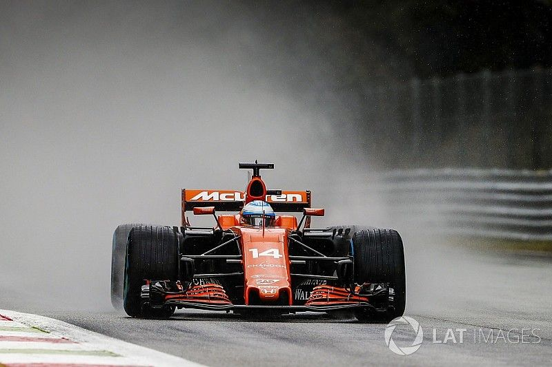 Alonso says new Monza asphalt not up to F1 standards
