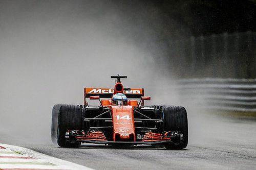 """Alonso: """"Nieuw asfalt op Monza voldoet niet aan de eisen"""""""